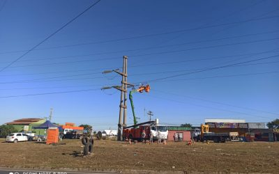 ENEL Goias Completes Five ACCC® Transmission Line Upgrades in Brazil