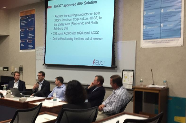Bill White Chairs EUCI Transmission Conference at PSE&G