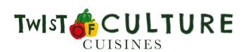 Twist of Culture Cuisines Logo