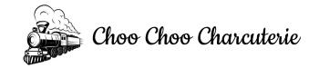 Choo Choo Charcuterie Logo