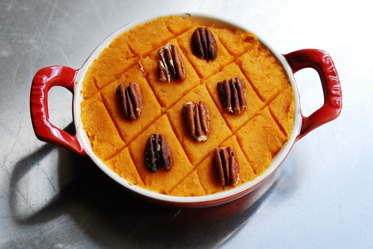 Paleo Sweet Potato Soufflé - Serves 10-12