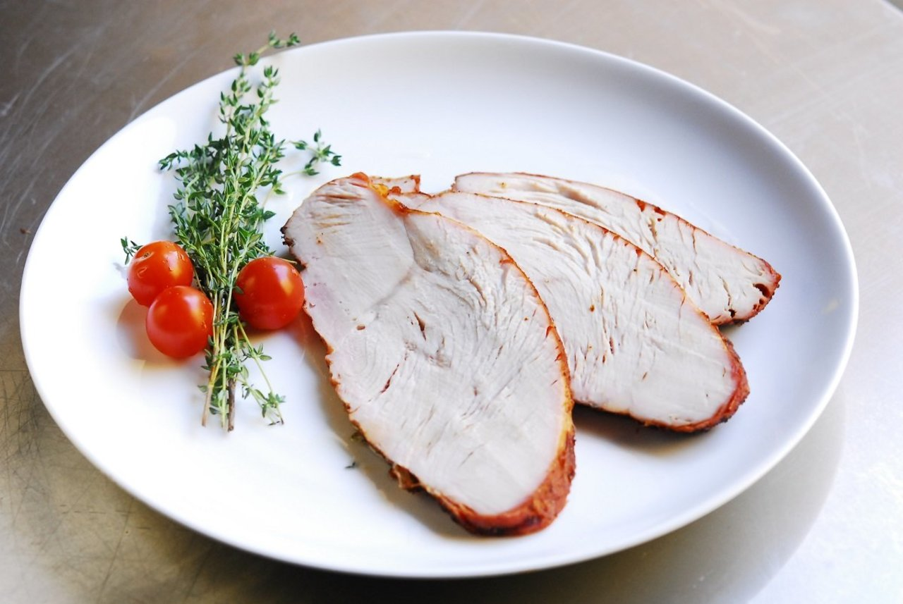 Extra Joyce Farms Naked Turkey Breast - Serves 1