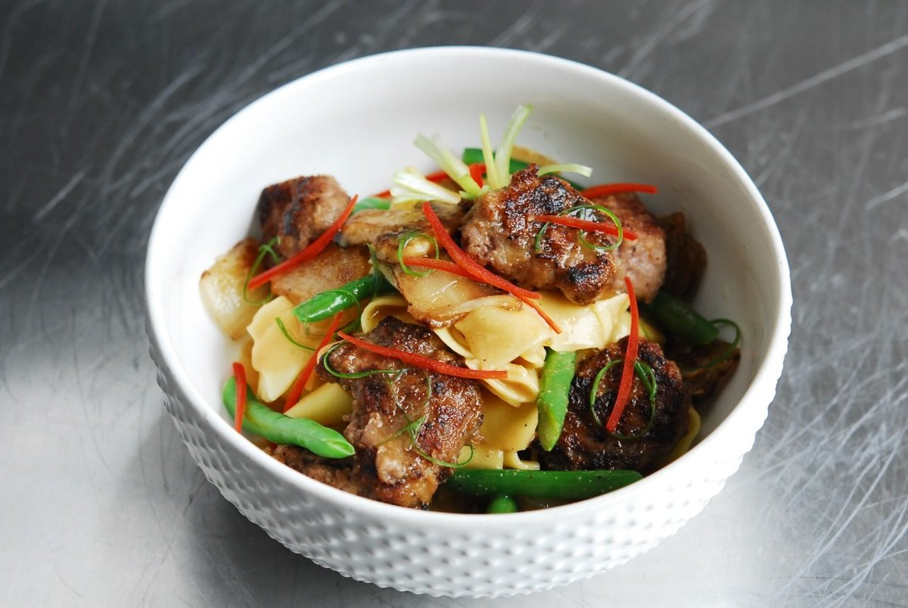 Two Chefs Online - Beef Pappardelle