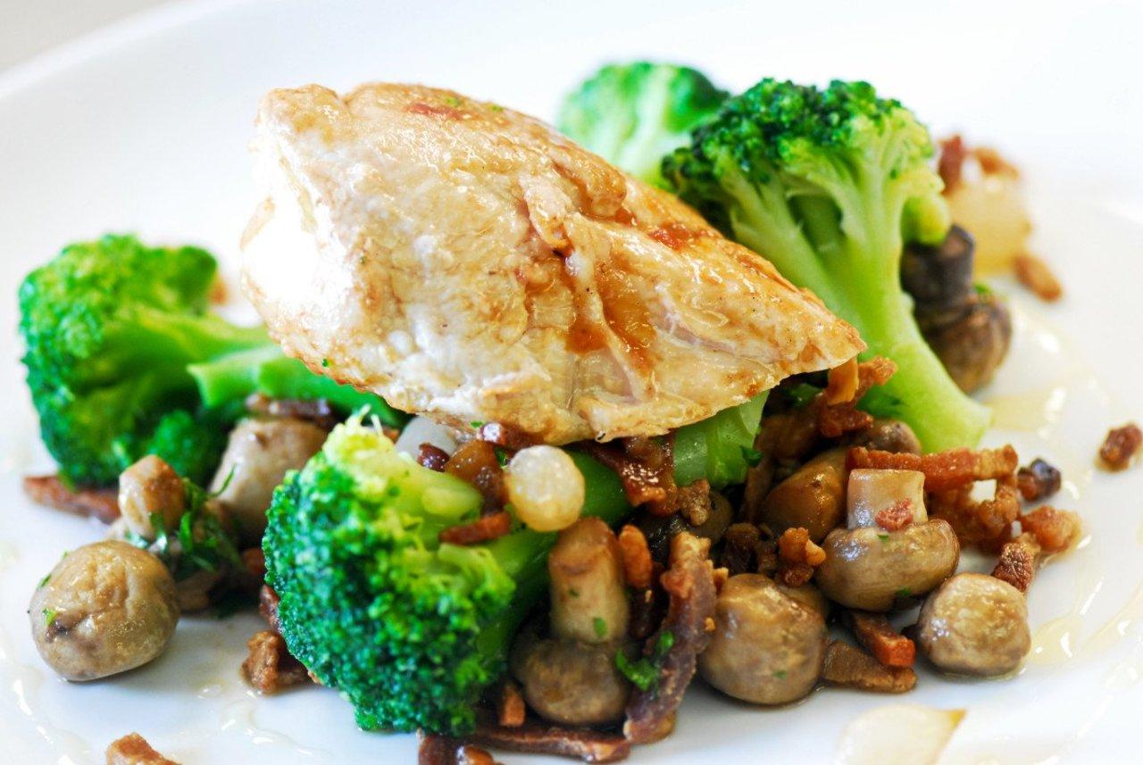 Paleo Chicken Brasserie