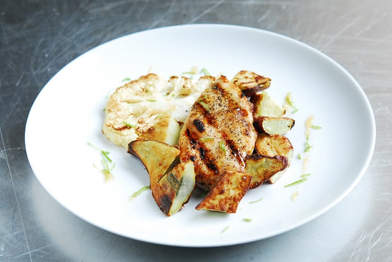 Two Chefs Online - Honey Lime Chicken