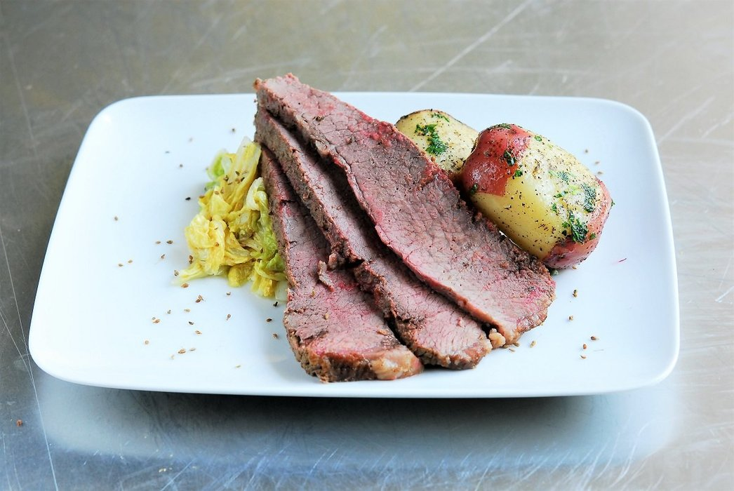 Classic Corned Beef & Cabbage