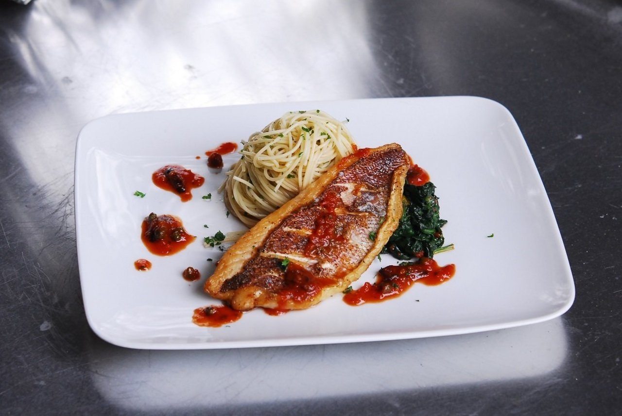 Classic Snapper Livornese