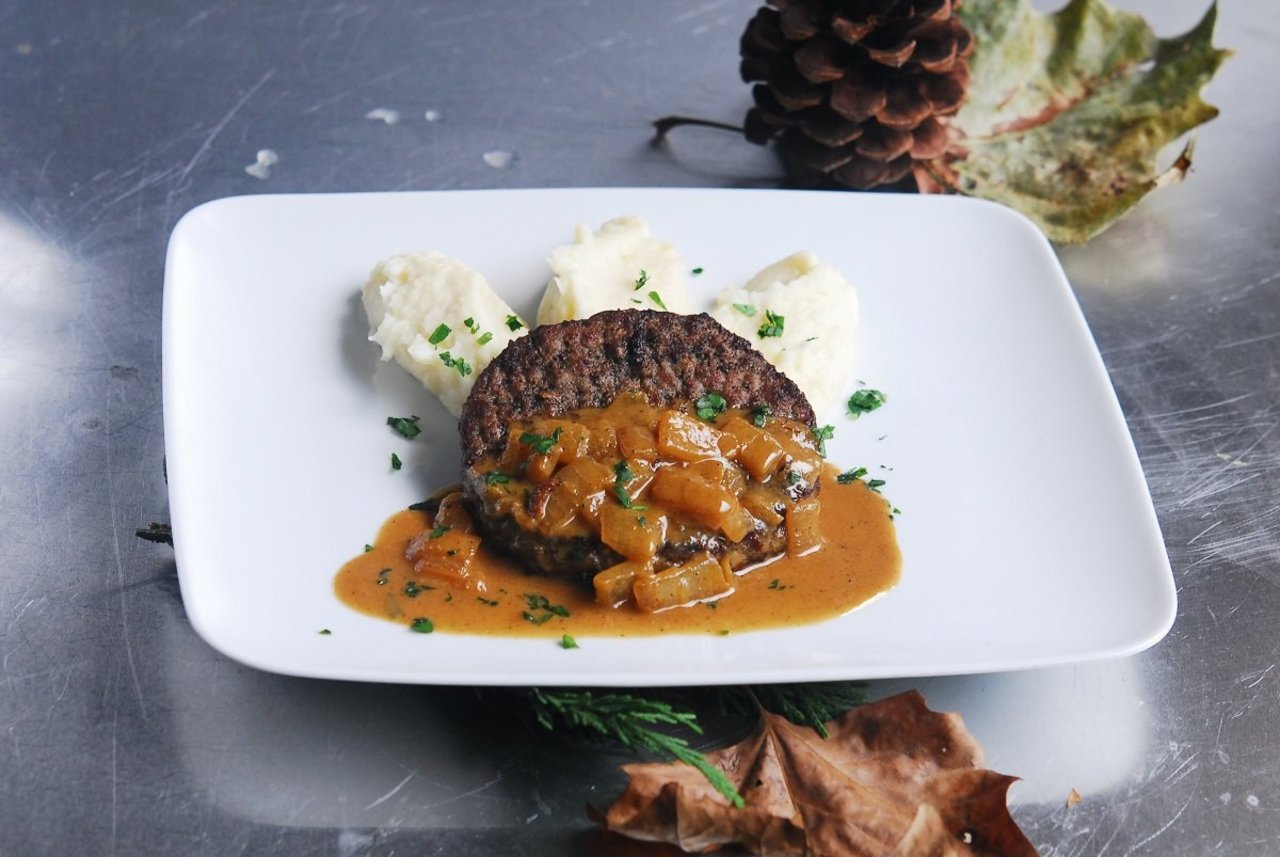Two Chefs Online - Classic Salisbury Steak