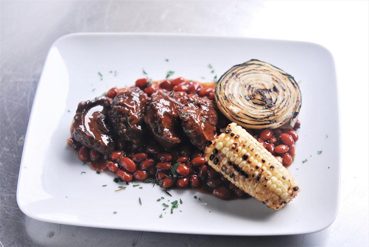 Kurobuta Pork & Beans