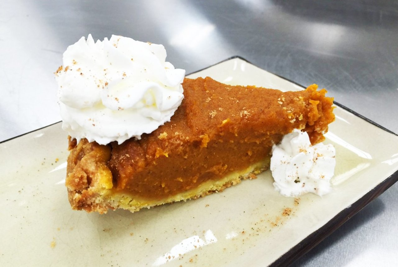 Pumpkin Pie - Serves 8-10