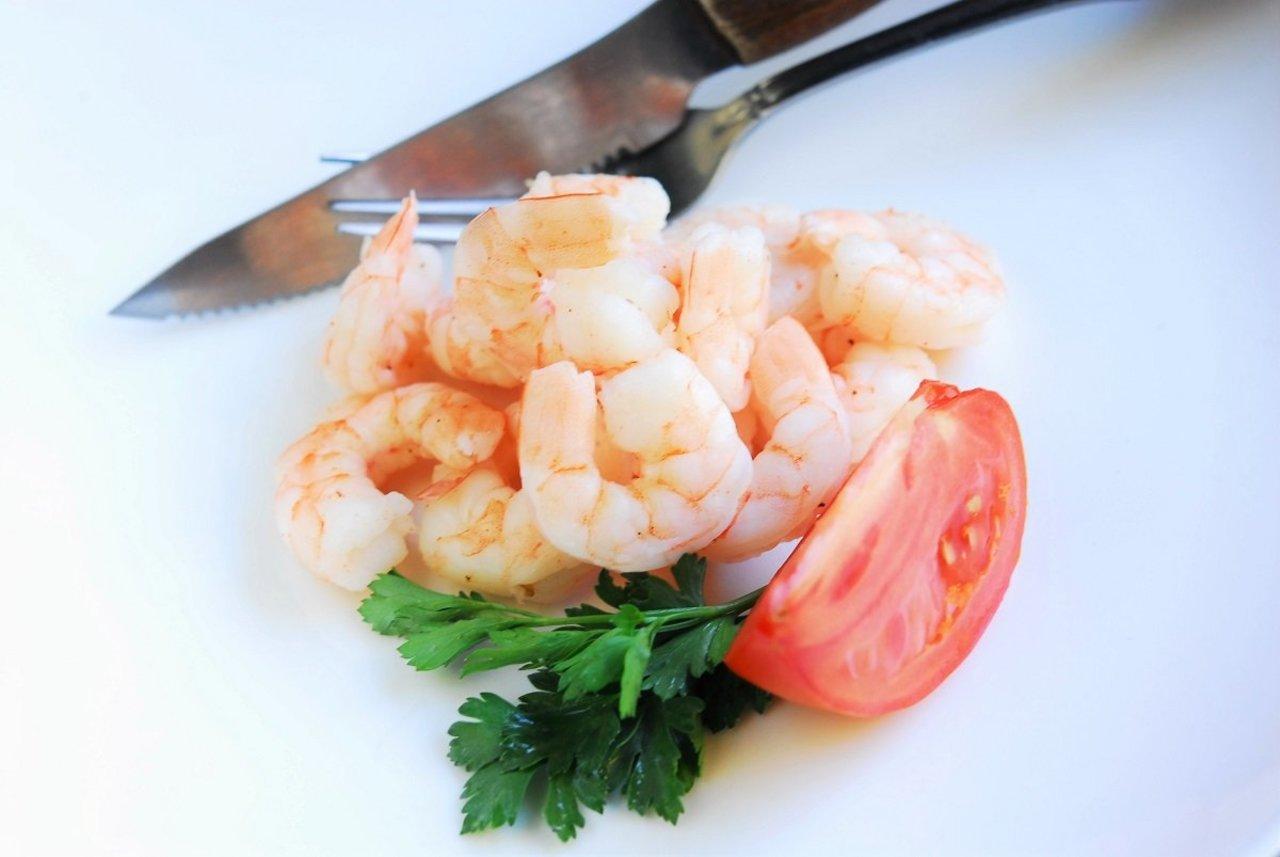 Two Chefs Online - Side - Shrimp
