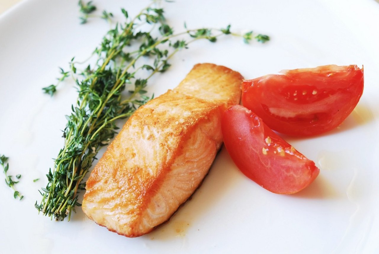 Two Chefs Online - Side - Wild Caught Alaskan Salmon