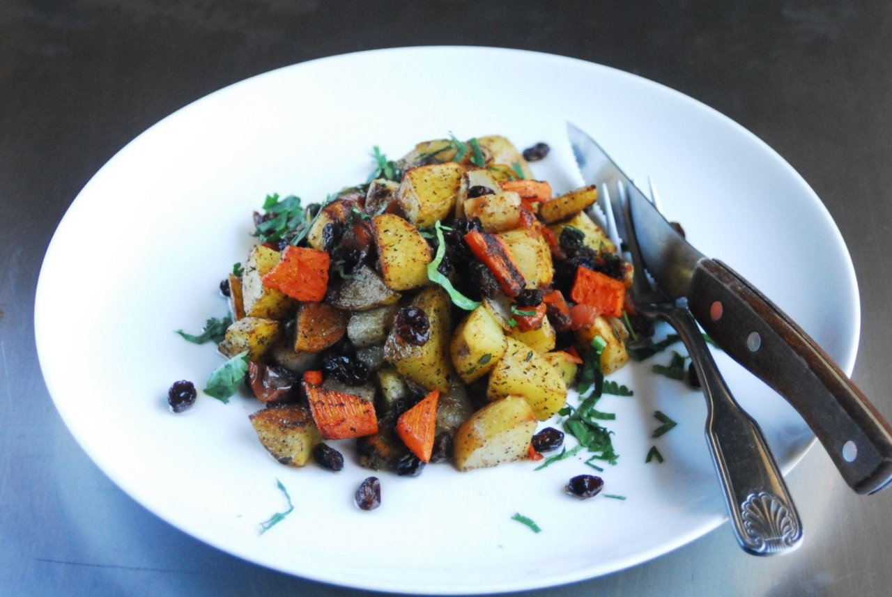 Two Chefs Online - Classic Moroccan Vegetables