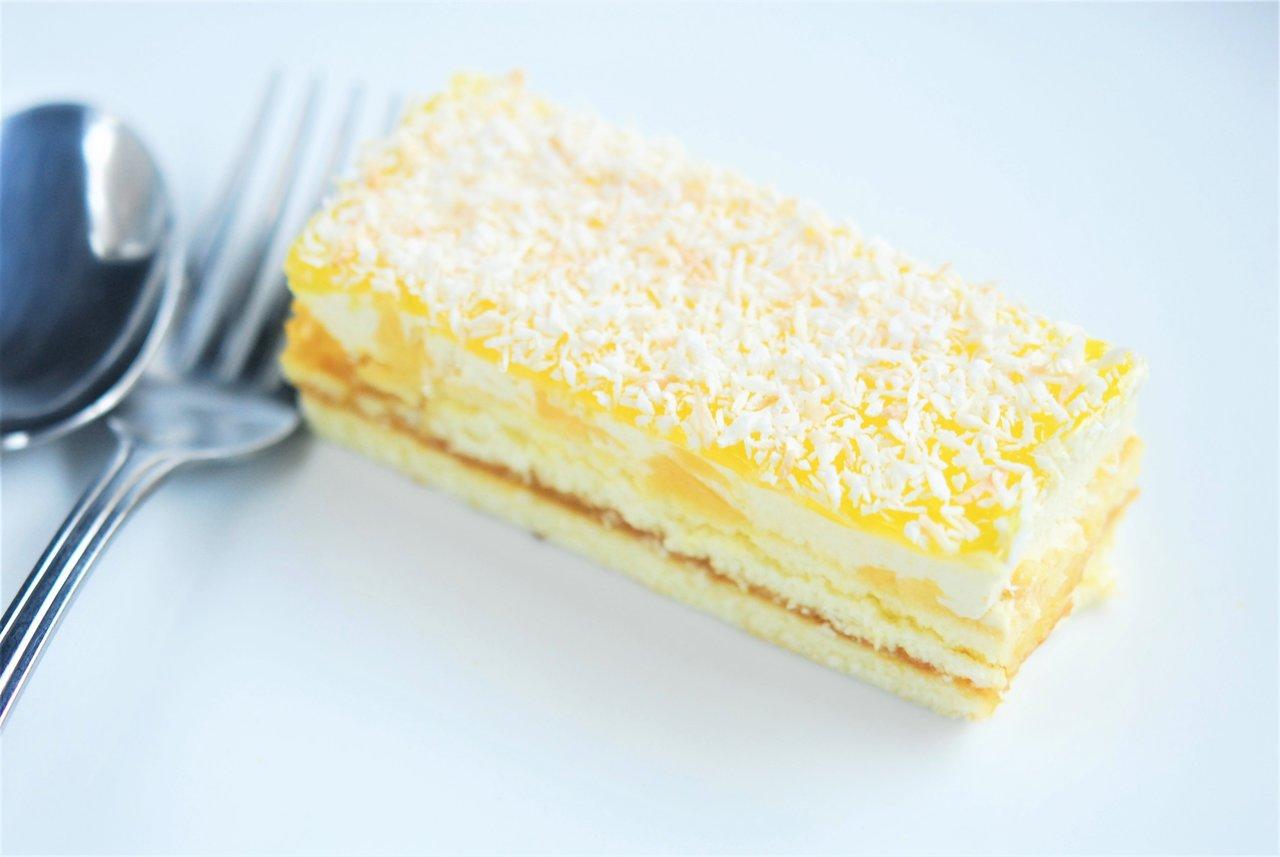 Mango Passionfruit Cake