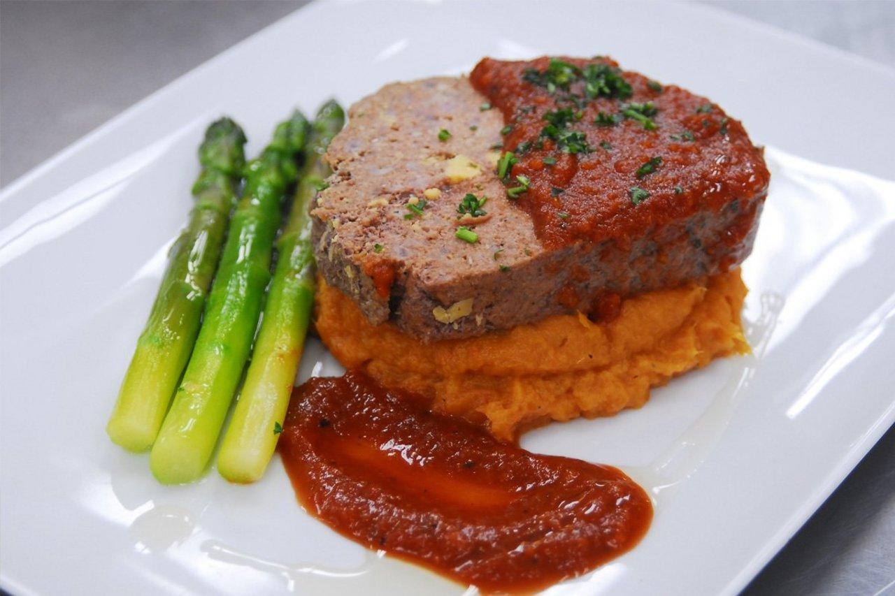 Paleo Beef Meatloaf