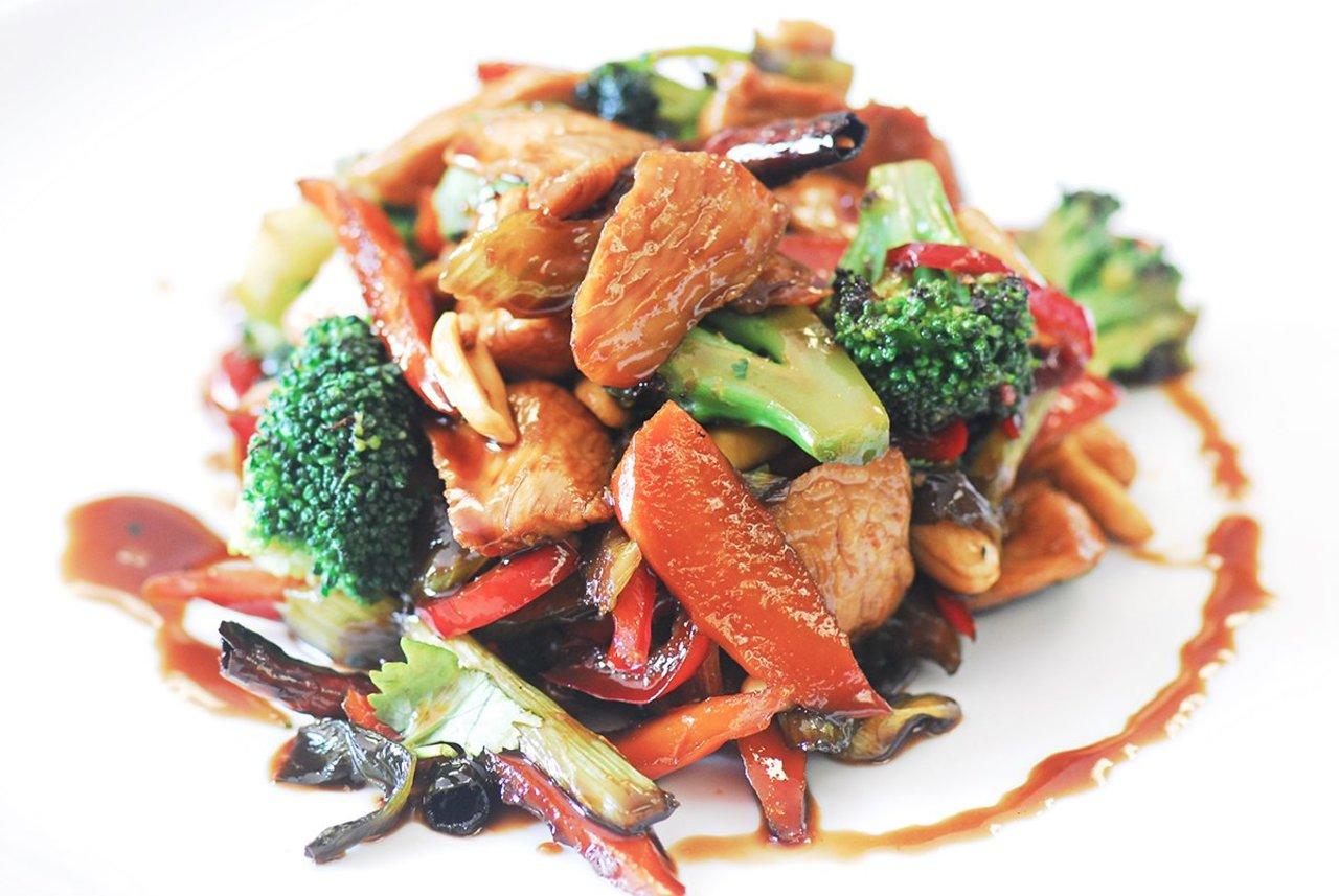 Classic Kung Pao Chicken