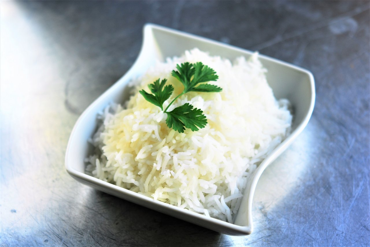 Two Chefs Online - White Rice