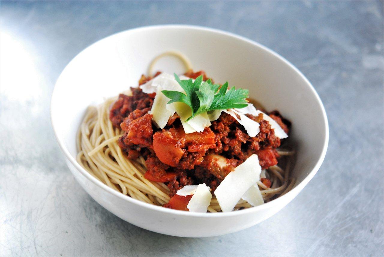 Classic Spaghetti Bolognaise