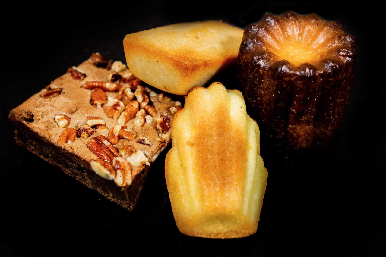 Coffee Dessert Quartet
