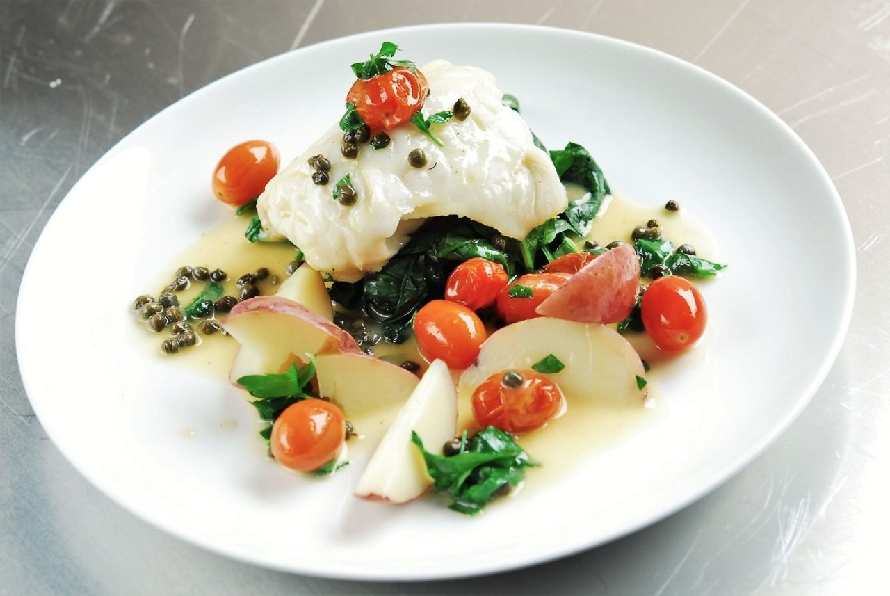 Two Chefs Online - Flounder Piccata