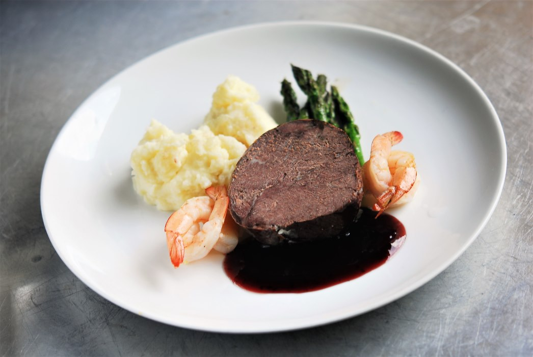 St. Valentine's Classic Surf & Turf for Two