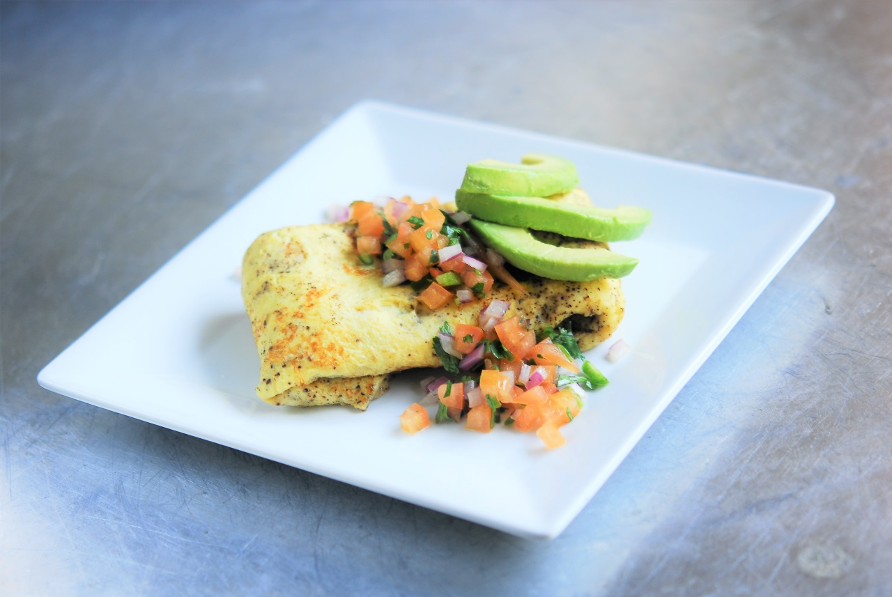 Old Fashioned Omelet