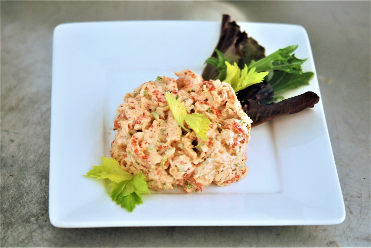 Crawfish Salad with Remoulade