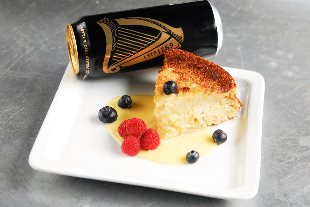 Guinness Bread Pudding