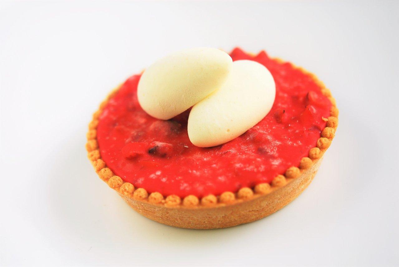 Pink Almond Tarte