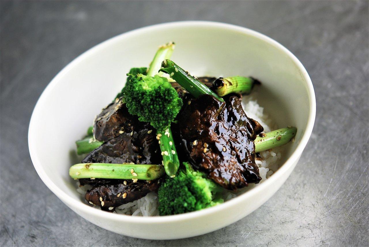 Korean Steak Bulgogi