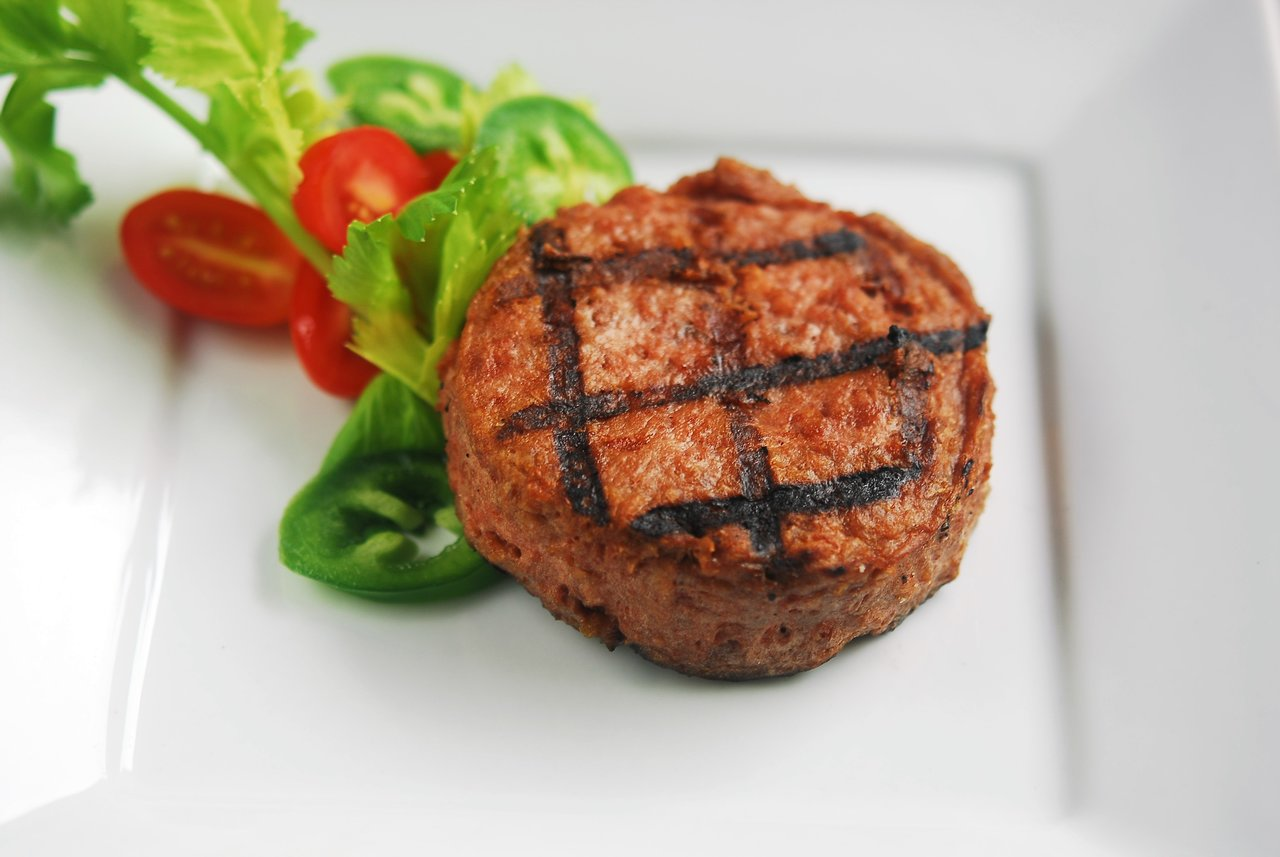 Side - Beyond Meat Vegan Burger