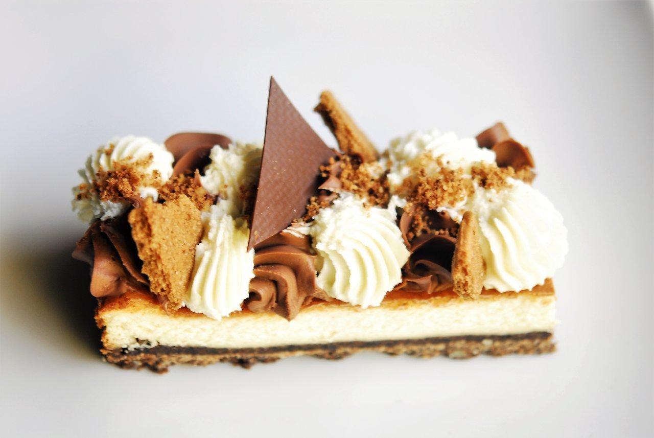 Chocolate & Cream Cheesecake