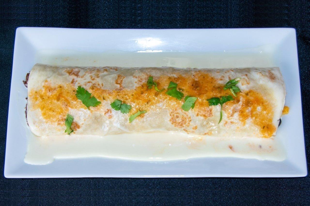 La Costilla - Grilled Steak Burrito