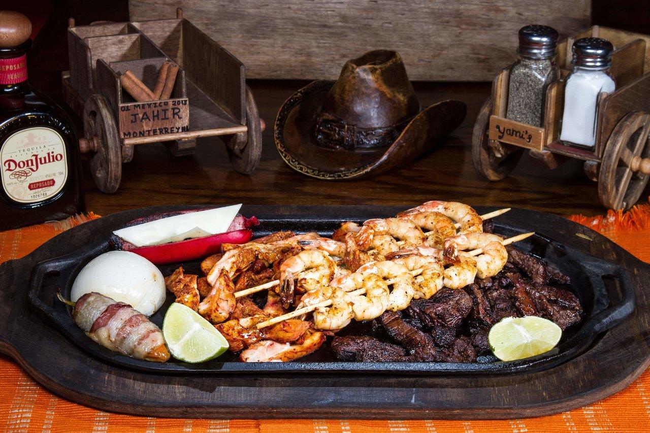 La Costilla - Mexican Parrilada For Six