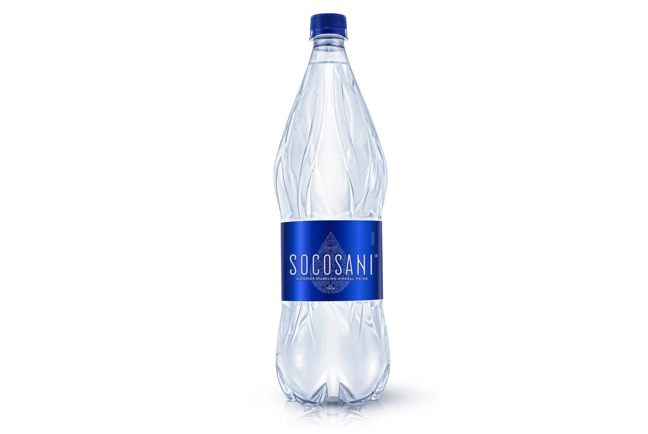 Socosani Sparkling Mineral Spring Water