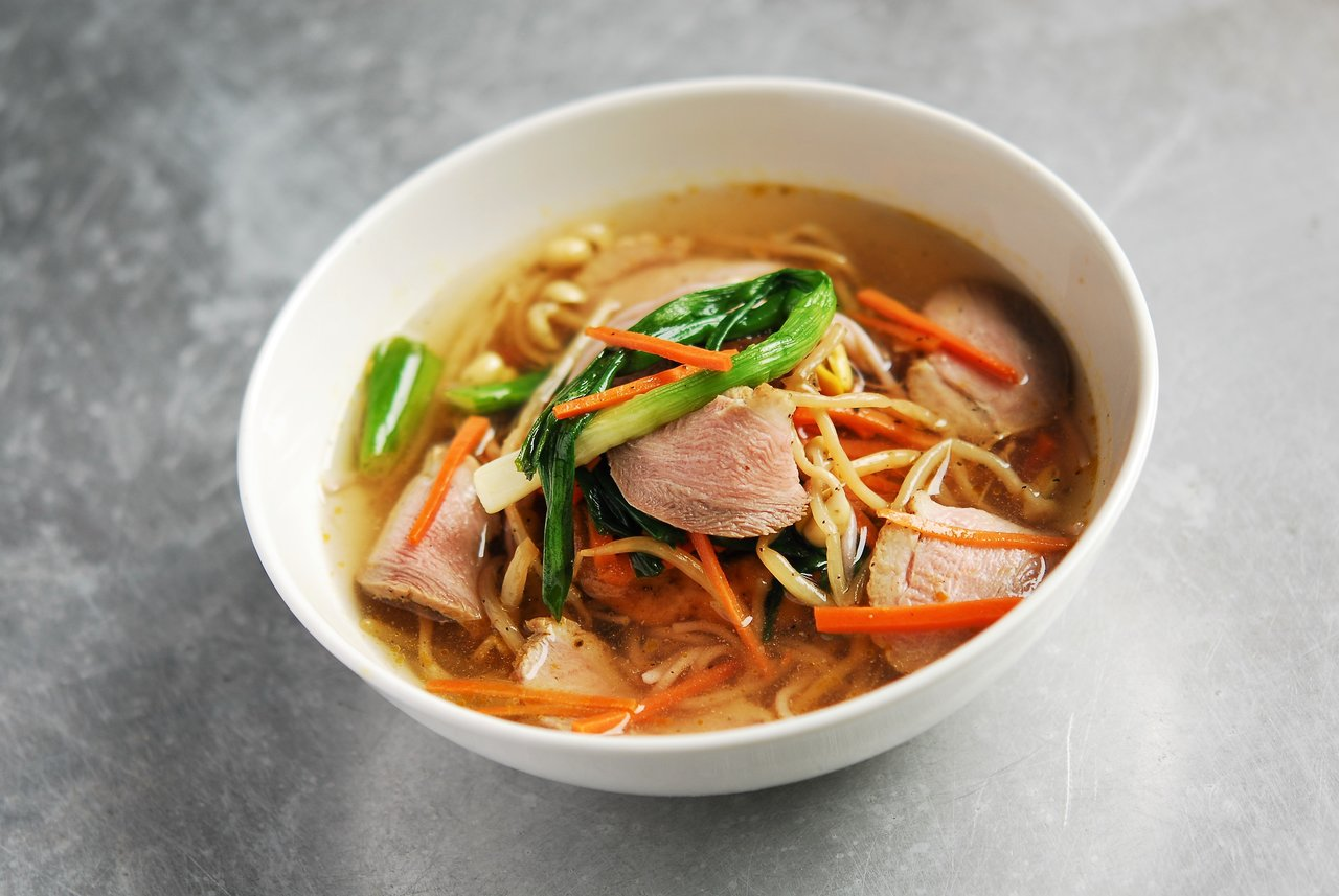 Duck Ramen Soup