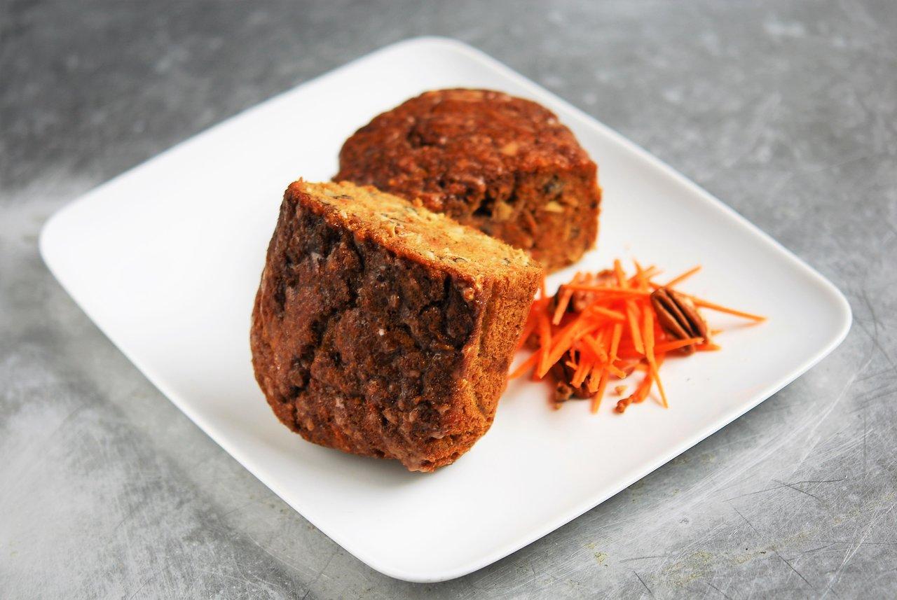 Wolfe's International - Carrot Cake Bread