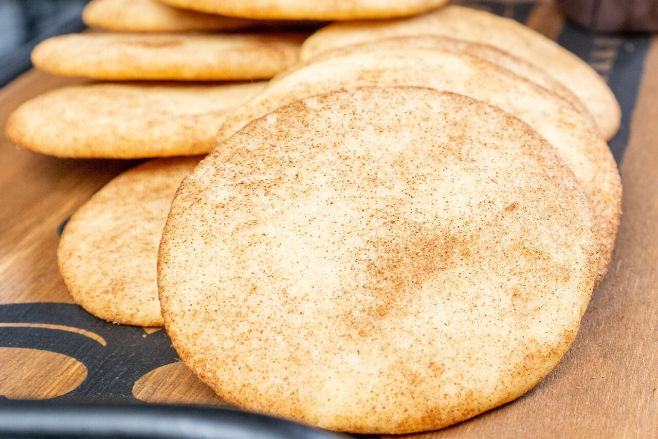 Cafe Cookie Company - Snickerdoodle
