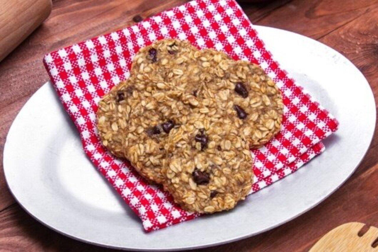 "Cafe Cookie Company - Oatmeal Chocolate Chip ""Wakeup"" Bars"