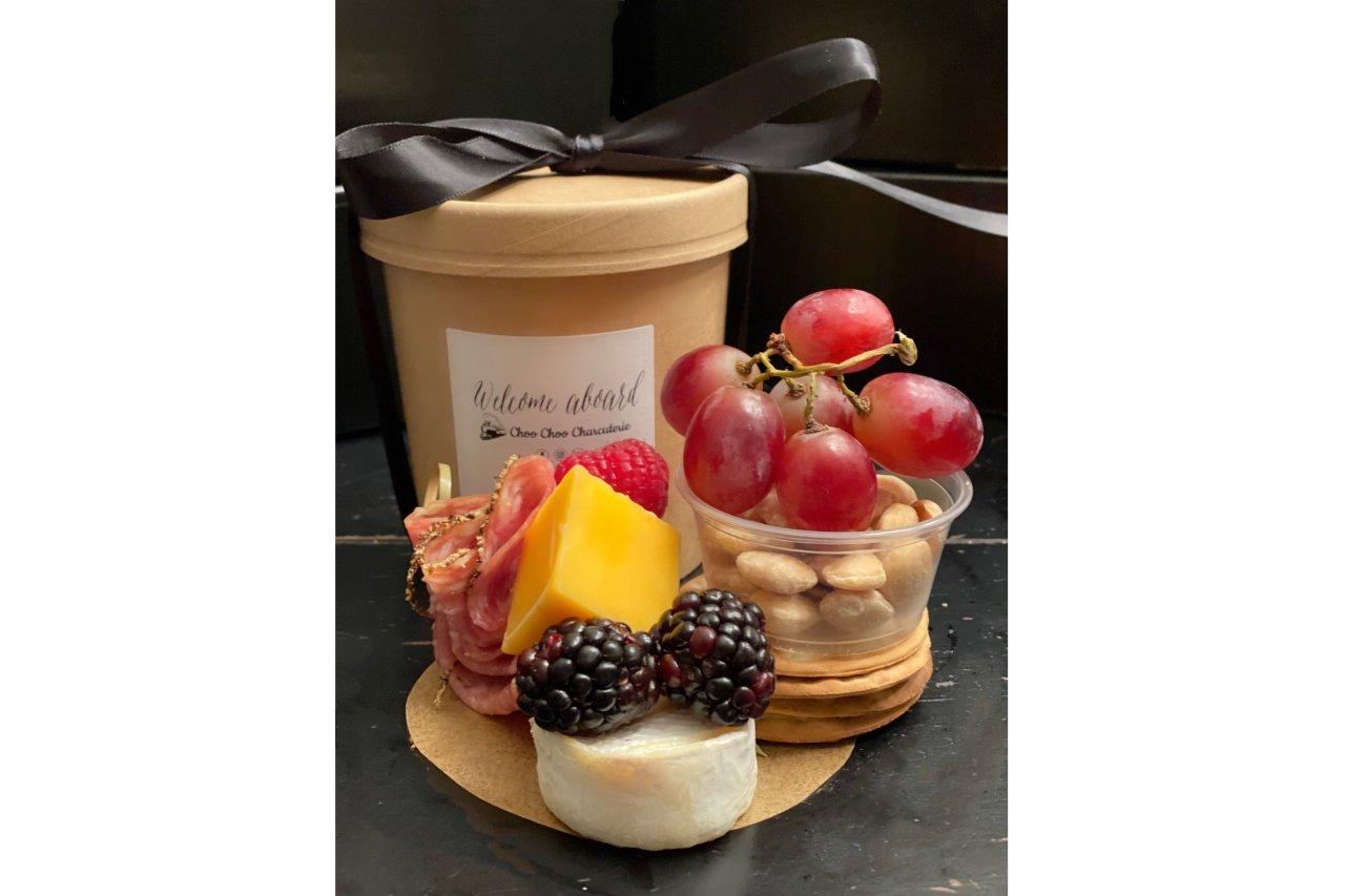 Choo Choo Charcuterie - Snack Cup
