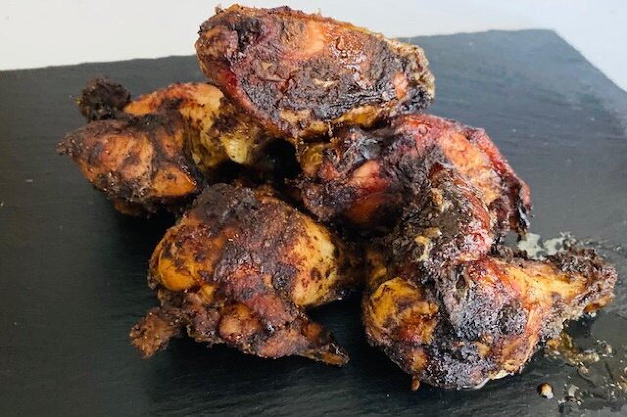 Twist of Culture - Jerk Chicken Wings