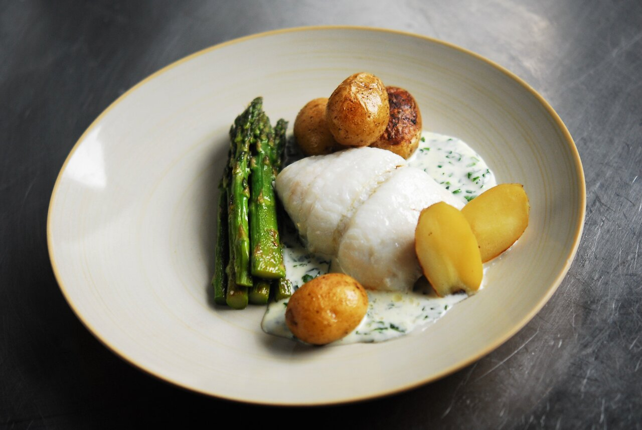 Two Chefs Online - Danish Countryside Flounder