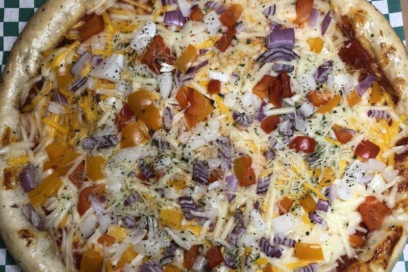 Bear Pizzeria - Vegan Veggie Bear Frozen Pizza (Frozen)