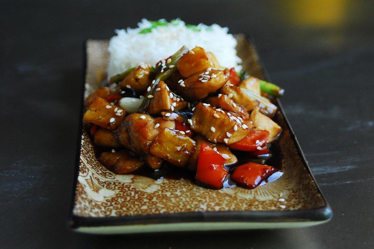 Two Chefs Online - Chicken Teriyaki