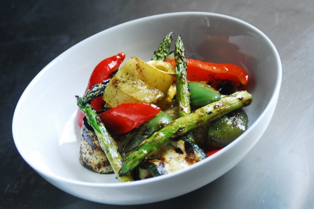Two Chefs Online - Grilled Vegetables
