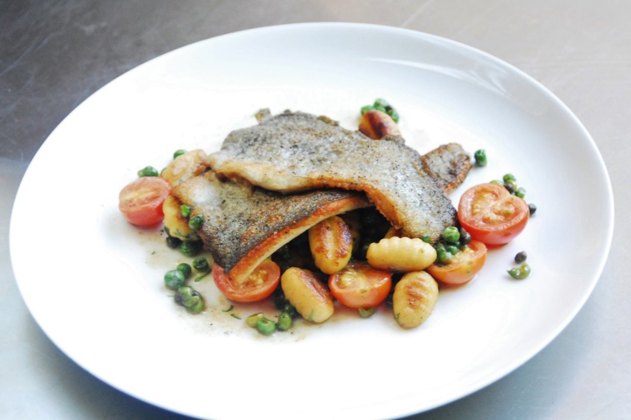 Classic Pan Seared Trout