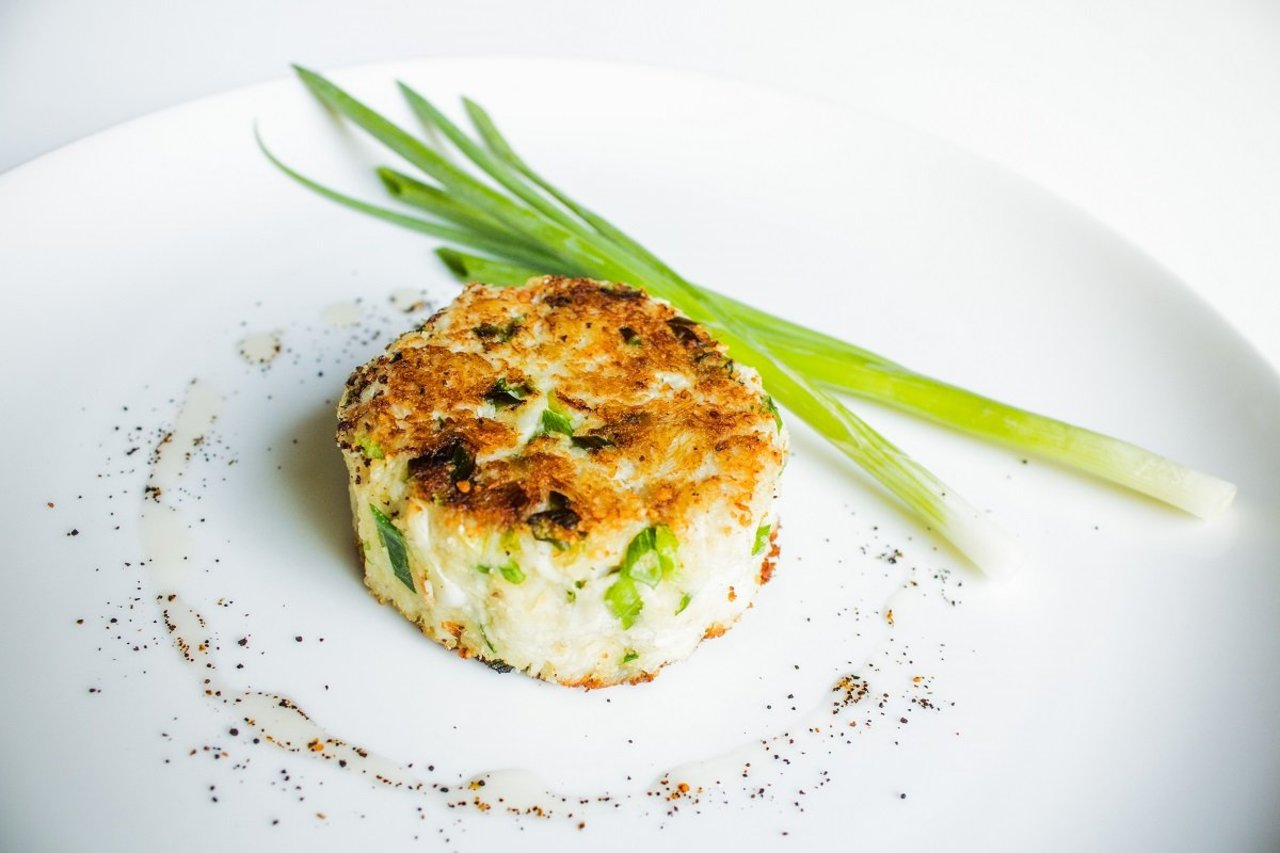 Two Chefs Online - Side - Crab Cake