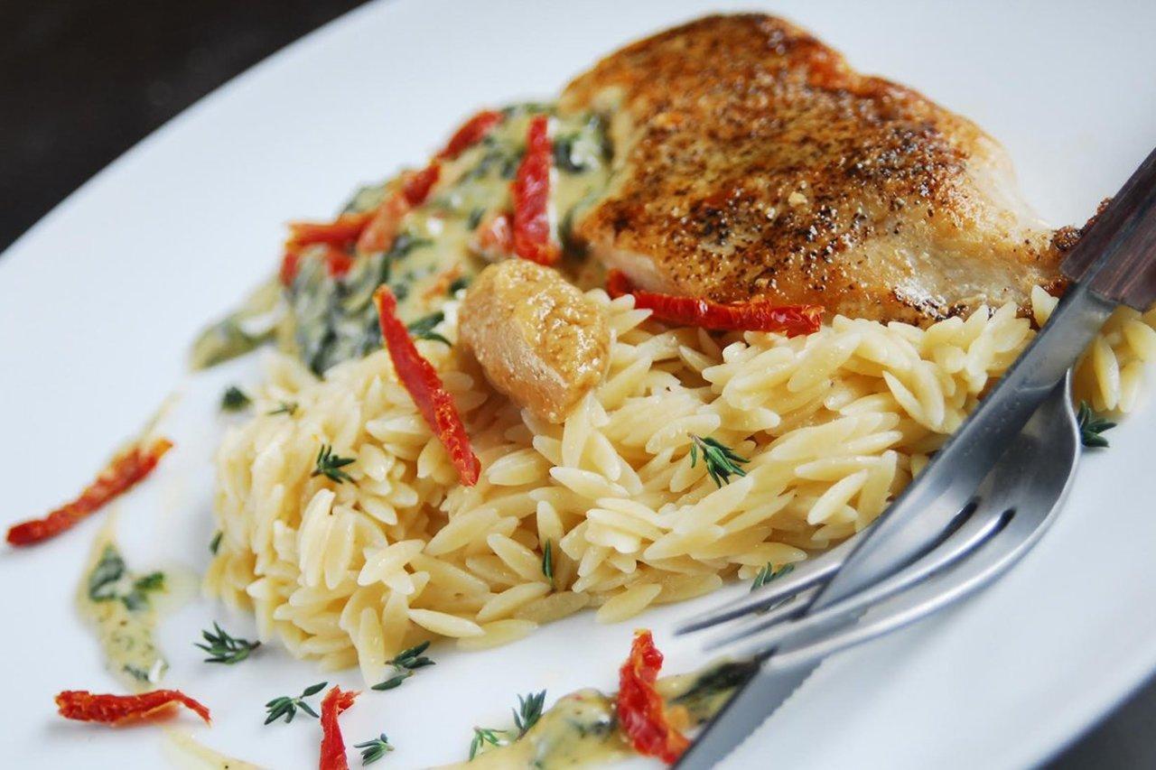 Classic Chicken Florentine