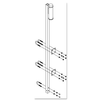 Ladder Safety System Parts & Accessories