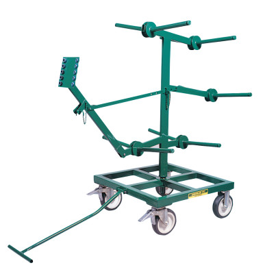 Wire/Cable Carts & Dispensers